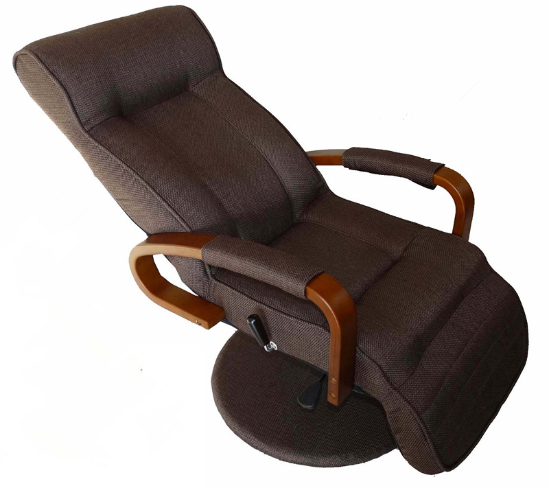 Living Room Sofa Chaise Lounge 360 Swivel Lift Chair Recliners for Elderly Modern Multifunctional Relax Foldable Ottoman Chair(China (Mainland))