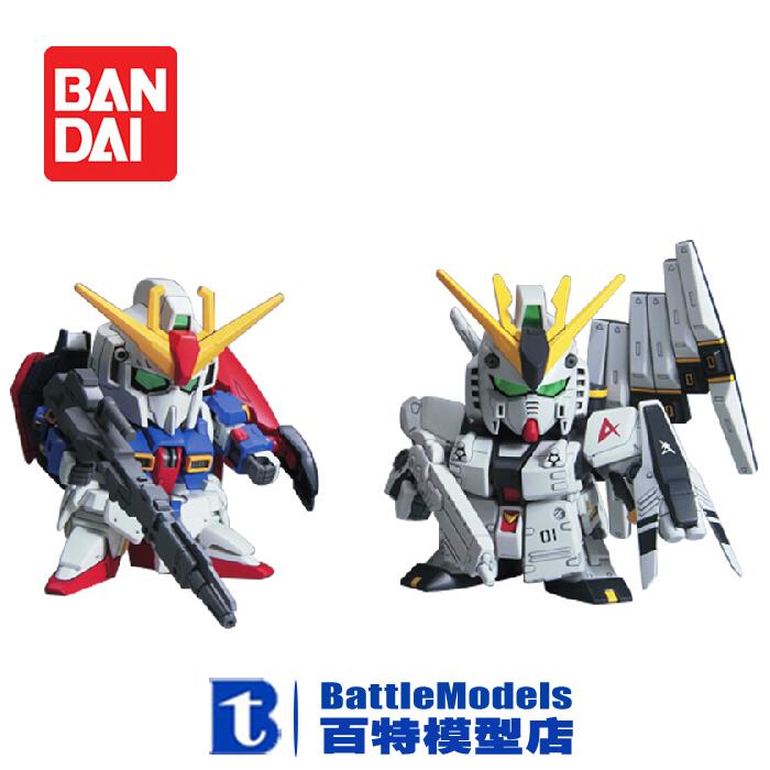 Genuine BANDAI MODEL font b Gundam b font models 160407 BB MSZ 006 ZETA font b