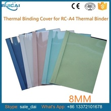 PVC High Quality  Thermal Binding Cover(China (Mainland))