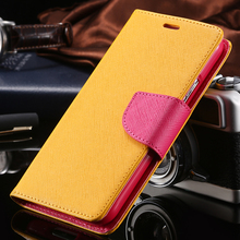 Fashion Deluxe Flip Case for Samsung Galaxy Note 2 II N7100 PU Leather Accessories Wallet Stand Brand Cute Cover Luxury Note2(China (Mainland))