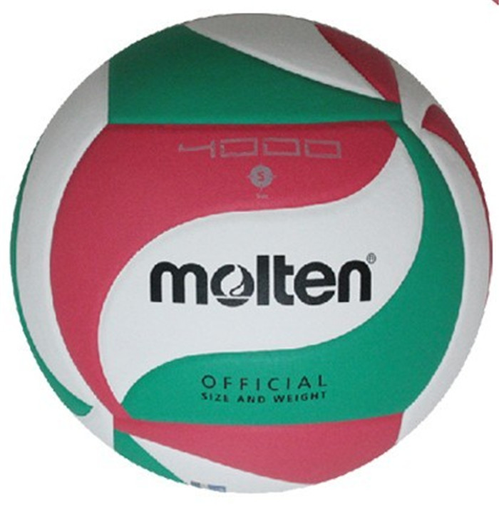 Brand Official Volleyball, PU Soft Touch Offical Size -NEW VSM4000, waterproof, match volleyball, free shipping(drop shipping)(China (Mainland))