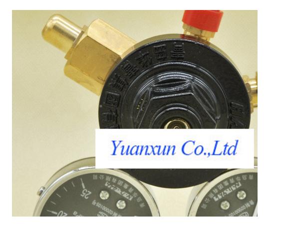 Y09 gauge nitrogen pressure reducer nitrogen table complete specifications