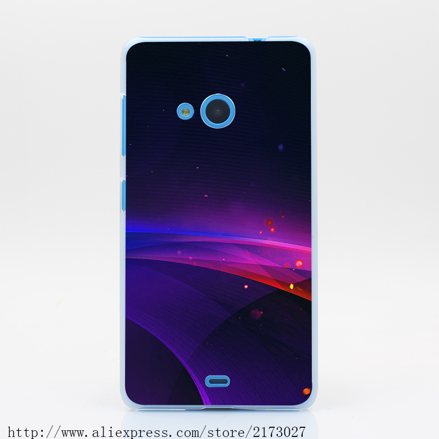 1561Y Mars Expedits Hard Case Transparent Cover for Nokia Microsoft Lumia 535 630 640 640XL 730(China (Mainland))