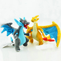 10 Plush Doll Stuffed Toy Mega Evolution X Y Charizard kawaii Soft Plush Dolls Cartoon Gift