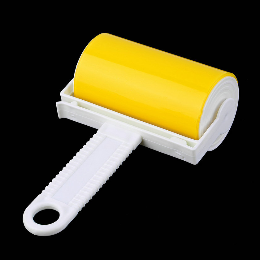 Hot Worldwide Washable Sticky Hair Removal Roller for Pet Dust Clothes Furniture Cleaning(China (Mainland))