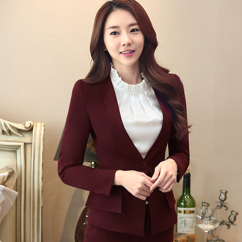 Online Buy Wholesale modern business suits women from China modern ...