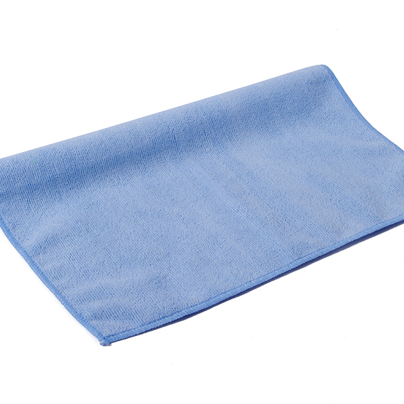 11.8X11.8inch 12Pcs/pack 300GSM Blue Shipping free Direct Manufacturer Microfiber Towel Car Cleaning cloth Wash Clean Cloth(China (Mainland))