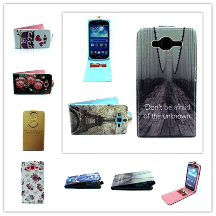 10pcs/lot Leather Case For Samsung Galaxy Grand Duos i9082 i9080 GT-I9082 Phone Case For Neo i9060 i9062 i9063 i9118 Plus i9060i