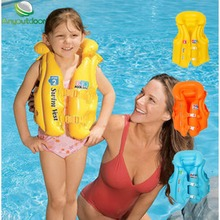 Anyoutdoor  Children Kids Inflatable Life Vest Swiwmsuit Child Swimming Safety Vest Drifting swimming suit for girls and boy(China (Mainland))
