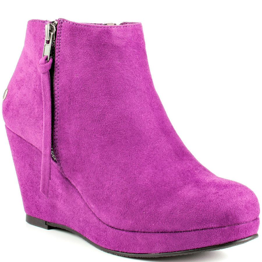 Pink High Heel Boots For Girls