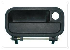 The car door handle