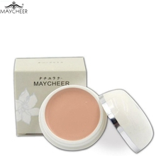 MAYCHEER Brand Flawless Face Concealer Cream SPF30 Oil-Control Scars Freckles Black Eye Full Cover Makeup Face Base Foundation(China (Mainland))