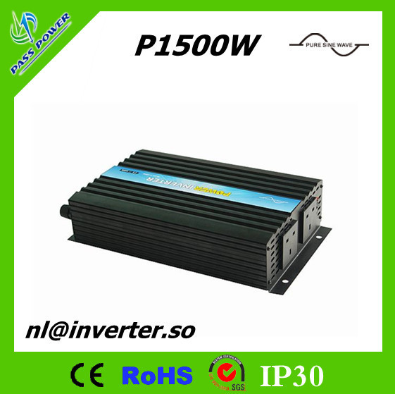CE RoHS Approved, Off Grid High Frequency DC 48v to 240v AC 1500W Power Converter with Single Phase & high quality(China (Mainland))