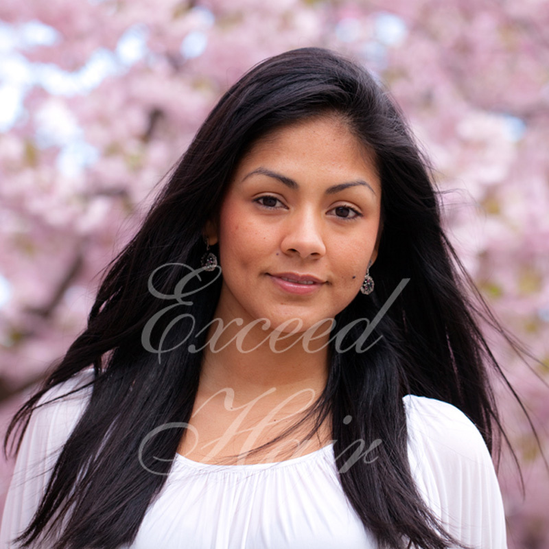 Фотография Straight Brazilian Virgin Hair natural black Glueless Full Lace Wigs Lace Frontal Wigs Full Lace Human Hair Wigs For Black Women