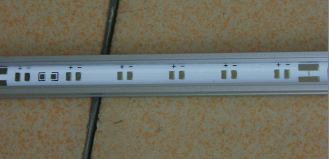 waterproof DC24V input led rigid bar,48cm long,30pcs 3528 leds,please advise me the color