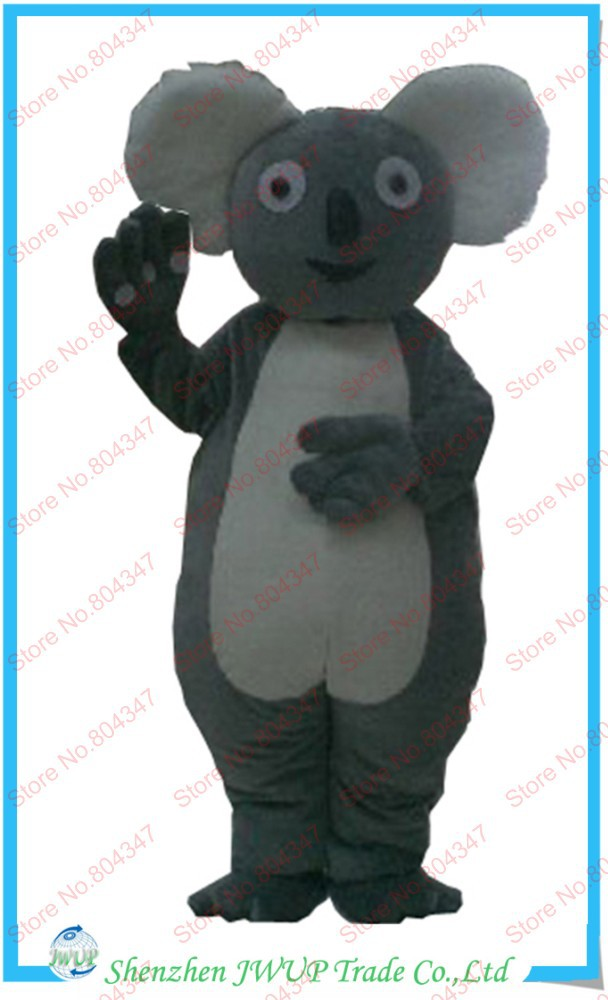 2013 Newest koala cartoon mascot costume popular polyfoam head costumes - Shenzhen JWUP Trade Co., Ltd store