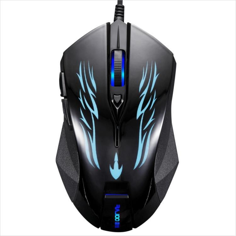 50pca/lot High Performance USB laser 1600dpi 3D corded wired gaming mouse special offers(China (Mainland))
