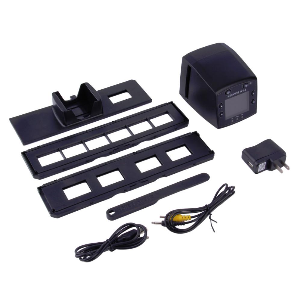 New 5MP 35mm Negative Film Slide VIEWER Scanner USB Color Photo Copier Wholesale<br><br>Aliexpress