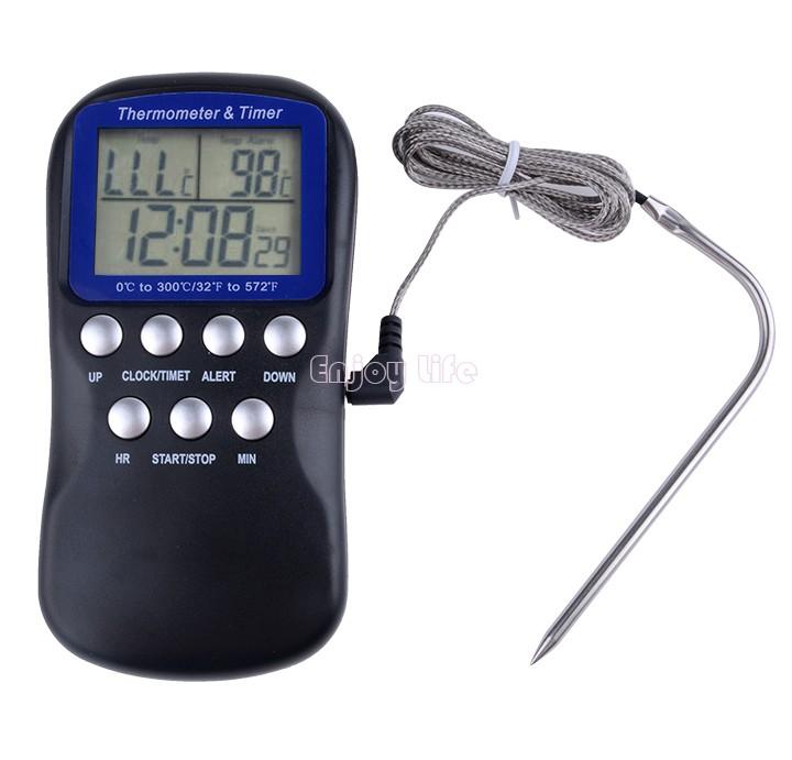 termometro sonda alimento: