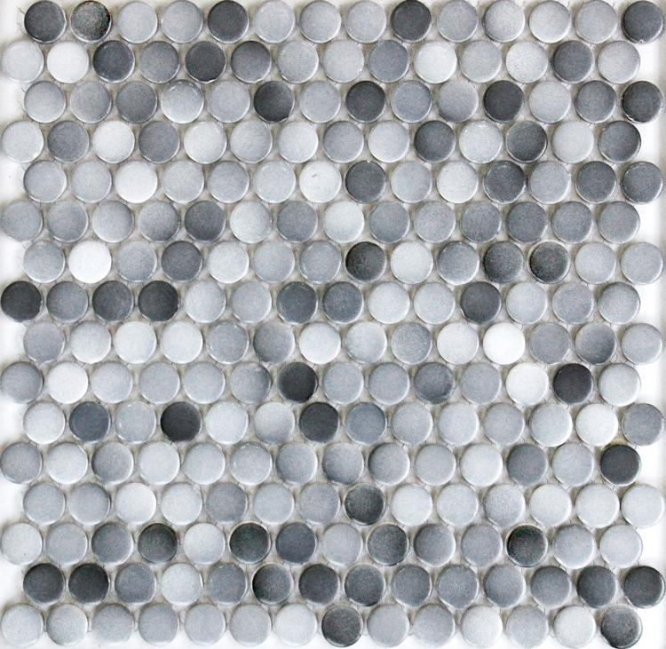 how to clean matt tiles