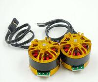 Бесщеточные камеры 2-axis карданного gopro3 КУП 3.1 контроллер 2208 80kv мотор черный алюминий полное частей