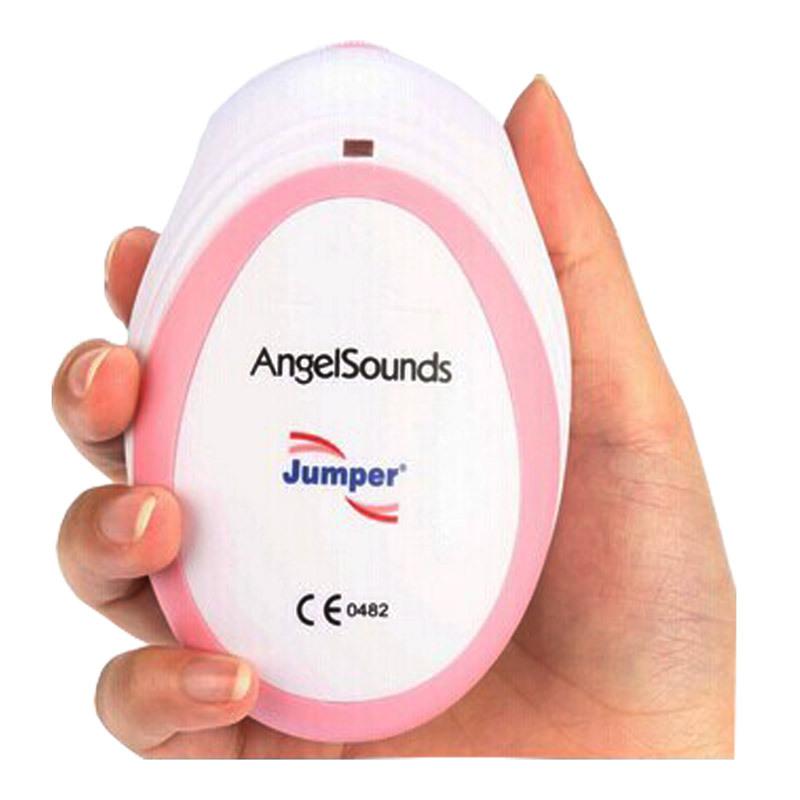 New Integrated Sensor 2.5MHz Prenatal Pocket Fetal Doppler LCD Fetal Heart Rate Detector Ultrasound Baby & Pregnancy Monitors(China (Mainland))