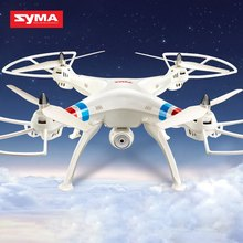 Syma X8C Quadcopter RTF 4CH 2.4GHz 6 Axis RC helicopter Aircraft 2MP Camera 360 dron for Gopro Hero drones Remote Control Toys(China (Mainland))