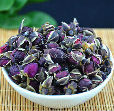 2015 year 100g China Yunnan Rose bud Tea,health care Fragrant Phnom Penh Rose, the products fragrance dried rose buds skin food(China (Mainland))