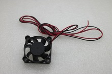 5PCS Extruder Cooling Fan 40X40X10mm DC12V 3D Printer Accessories Parts with 1m Wire