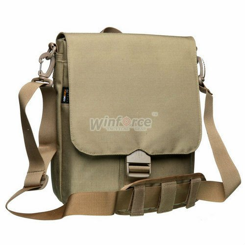WINFORCE TACTICAL GEAR/ ipad Organizer / 100% CORDURA / QUALITY GUARANTEED MILITARY AND OUTDOOR SHOULDER BAG(China (Mainland))