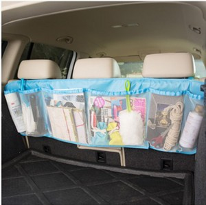new Cell Phone Tablet Accessaries toy car large capacity sundry receive back Storage hang bags children organizer finishing bag(China (Mainland))