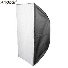 Buy 60 * 90cm / 24 * 35inch Metal Nylon Rectangular Softbox Diffuser Bowens Mount Studio Flash Speedlite for $27.76 in AliExpress store