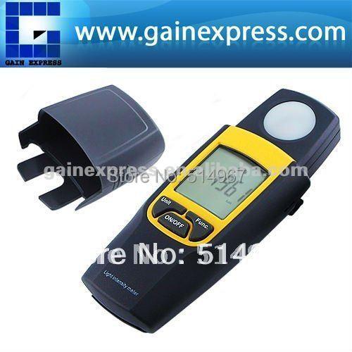 Light Intensity Meter : Aliexpress buy digital light intensity meter lux