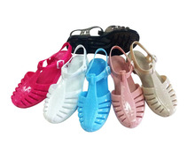 Jelly Woman Fahion Sandals Children Shoes NEW 2016 Girls Shoes Melissa Sandals PVC shoes(China (Mainland))