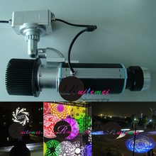 Latest 30W LED Outdoor Advertising Gobo Projector Lights Water proof IP65 with Gobo Logo Patterns for Lighting(China (Mainland))