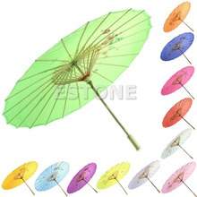 Chinese Japanese Umbrella Art Deco Painted Parasol For Wedding Dance Party Free shipping-Y102(China (Mainland))