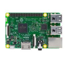 Raspberry Pi 3 2016 Quad Core 64 Bit 1GB WiFi Bluetooth Model B Heatsinks - CNIKESIN Electron Store store