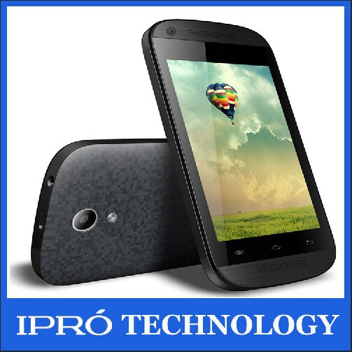 2015 IPRO i9355 MTK6571 Original Smartphone celular Android 4.4 Mobile phone Dual Core 3.5 Inch Dual cameras WIFI multi language(China (Mainland))