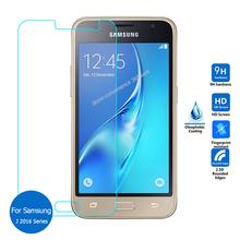 Samsung Galaxy J1 J3 J5 J7 2016 Tempered Glass Screen Protector 2.5 9h Safety Protective Film J120F J320F J 1 3 5 7 6 Ace - DDay-up Global (HK store Co.,Ltd)