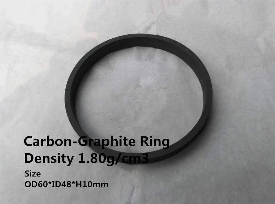 HTCGR6010  Graphite Ring 2pcs ,      Carbon Graphite Ring for Anti-oxidation Mechanical <br><br>Aliexpress