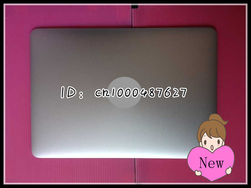 Brand New Back Cover For Macbook Pro 13.3 A1502 Laptop LCD LED Screen Case Rear Lid 2013 2014 Year<br><br>Aliexpress