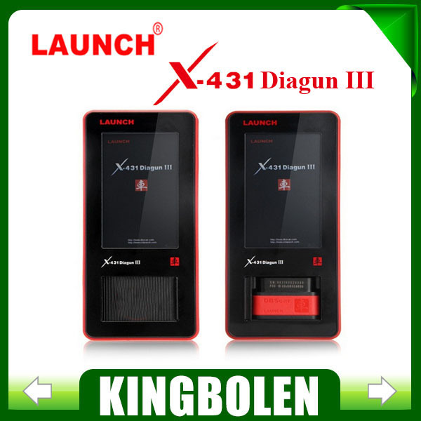 [Launch Distributor] Global Version Launch X431 Diagun 3 Update on Official Website With Dealer Code Launch Diagun iii(China (Mainland))