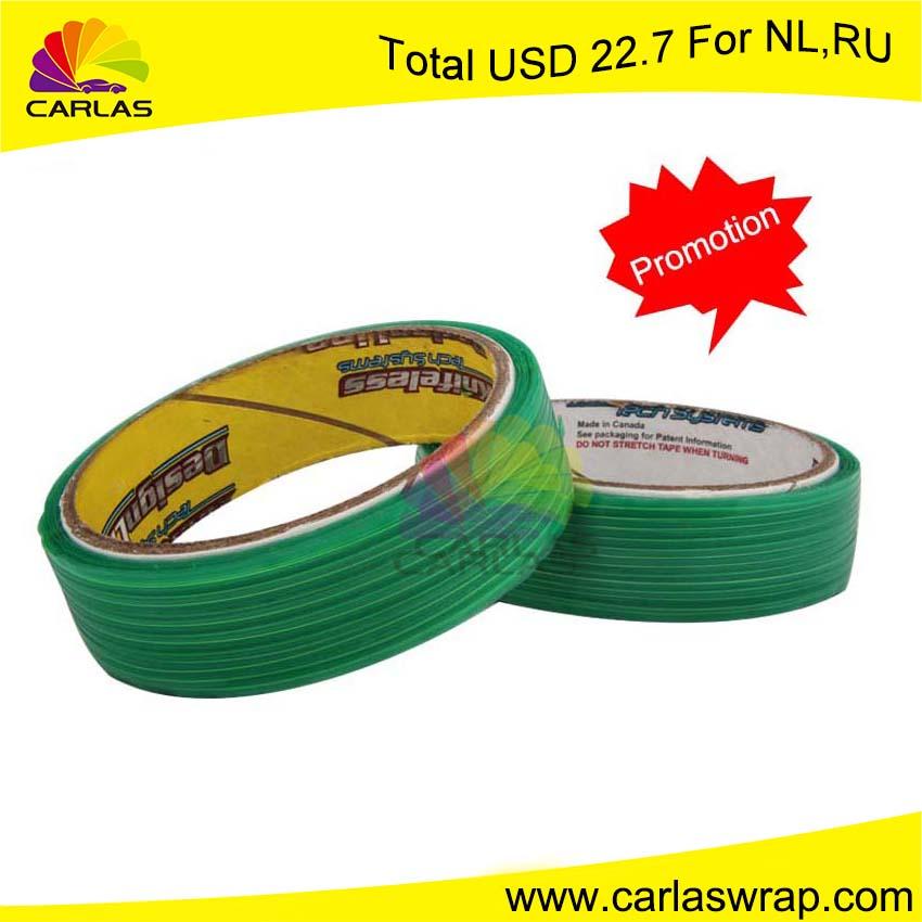 20 dollars Knifeless Tape Finishing Vinyl for vehicle wrap clear vinyl(China (Mainland))