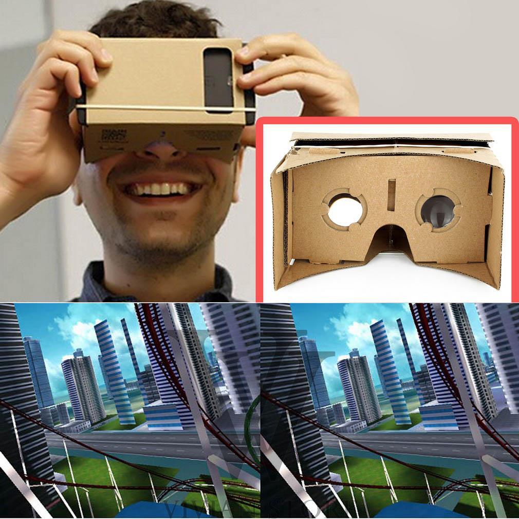 3D-очки New brand Google 3D VR ZC11700 3d очки retsing google vr 3d 20piece 888