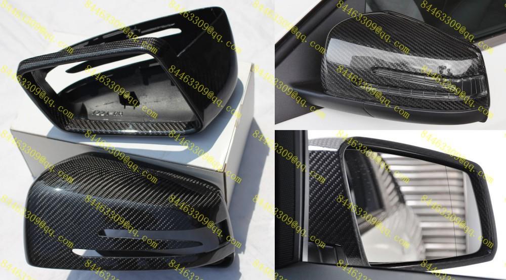 Lina autobenz w176 w204 w207 w212 w218 w221 w246 glk replace carbon mirror cover - Online Store 222897 store