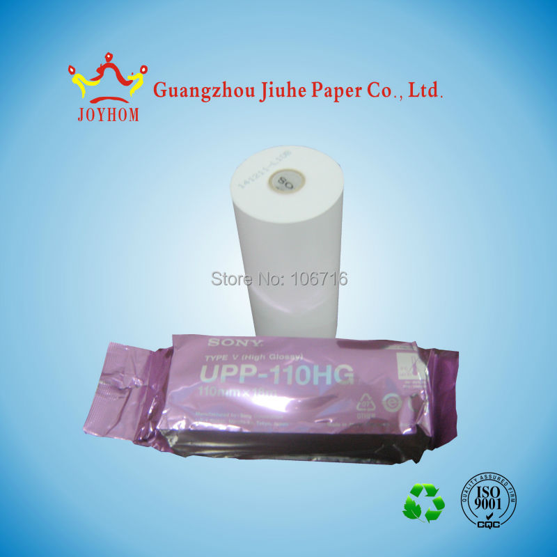 Original practical used ultrasound thermal paper roll(China (Mainland))