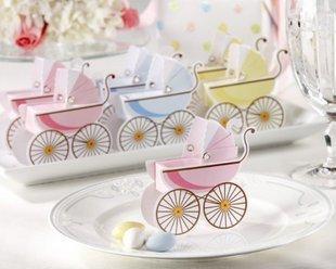 Free shipping +pink+bue ! 250pcs/lot baby Cloak car box handmade box wedding favor boxes gift packaging meiguixinyu25