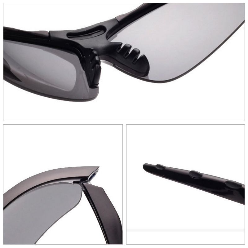 Outdoor Sport Sun Glasses Men Male Night Vision Mirror Goggle Eyewear Sunglasses Men Fashion 2015 Gafas