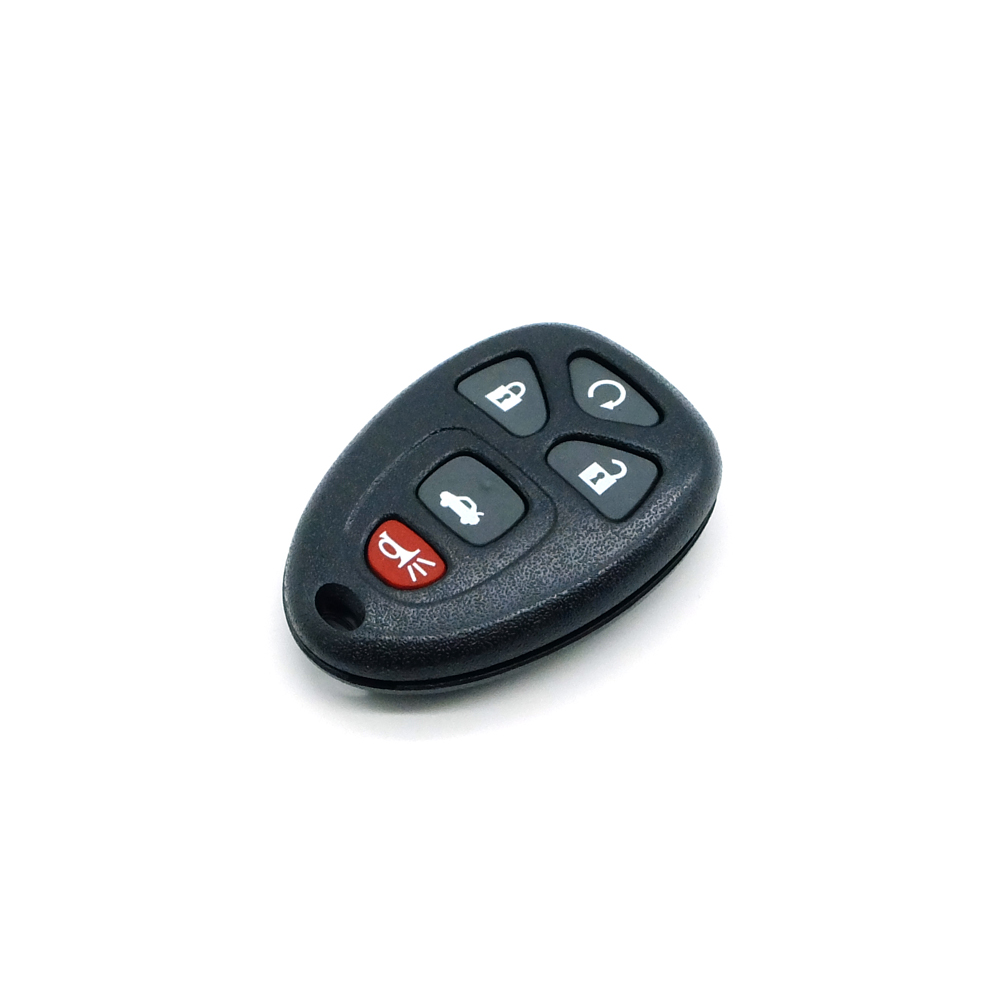 Remote Control Car Style Black Key Case for GM Buick Car Key Shell(China (Mainland))