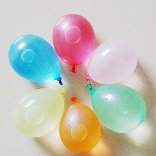 Free Shipping Big discount 1000pcs/lot wholsales water balloon ,water bomb ,3 inch latex balloon ,children toys(China (Mainland))